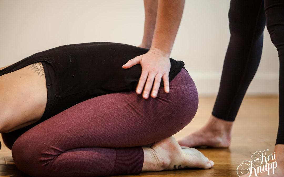 Yin Yoga Fundraiser