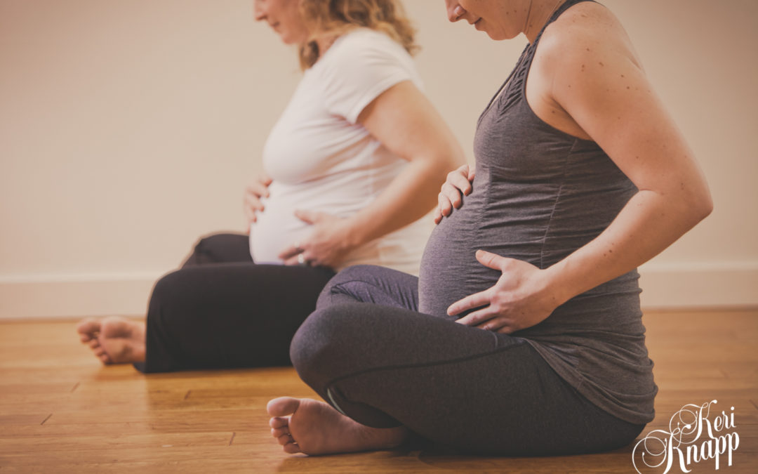 Prenatal Yoga Series