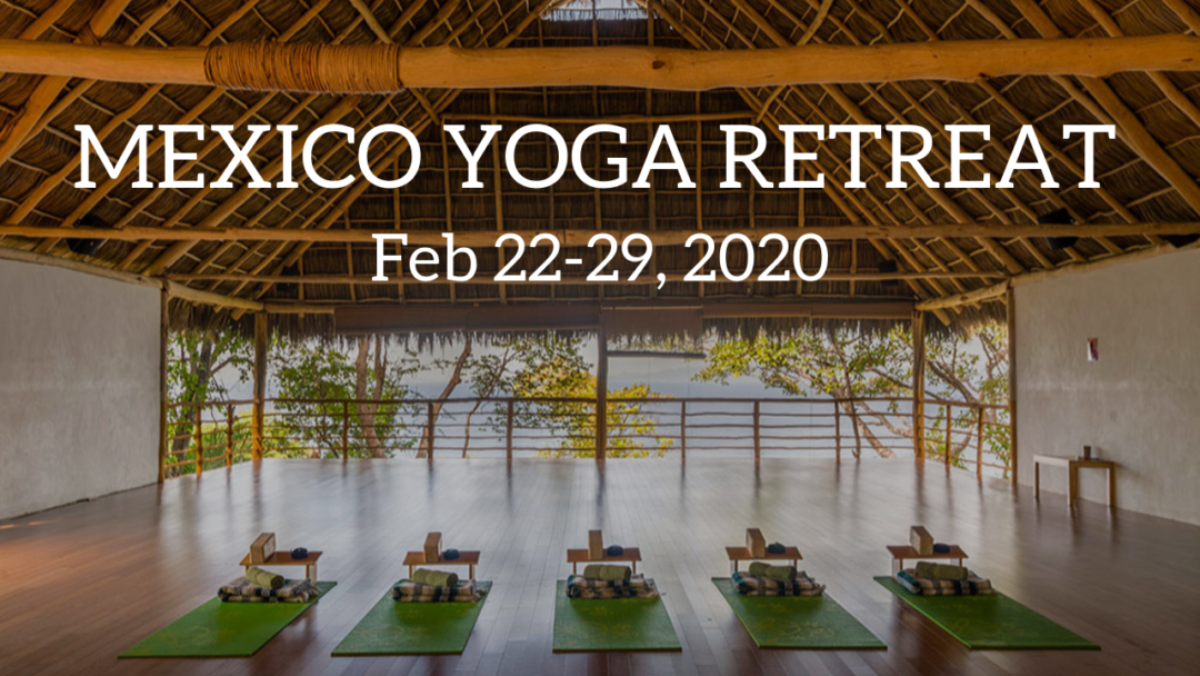Yoga & Sound healing Mexico Retreat with Noelle Bovon and Balu Yoga