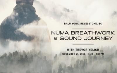 Nūma Breathwork + Sound Journey
